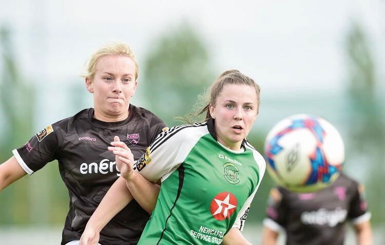 Ryan-Doyle's late goal gives Peamount all three points against Wexford
