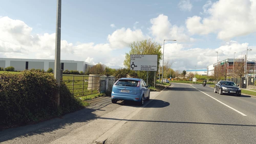 Three new warehouses in Greenogue approved