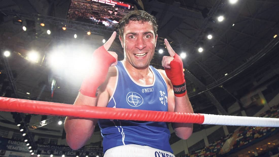 Local Voices 050: Kenneth Egan – The Long Road to Olympic Success and his Struggles Outside the Ring
