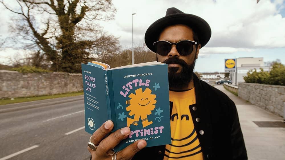Little Optimist: Pocket-sized book with big advice