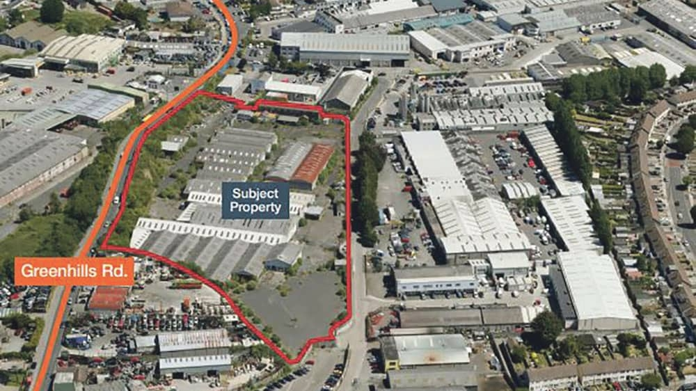 Over 700 apartments planned for the former Chadwicks site