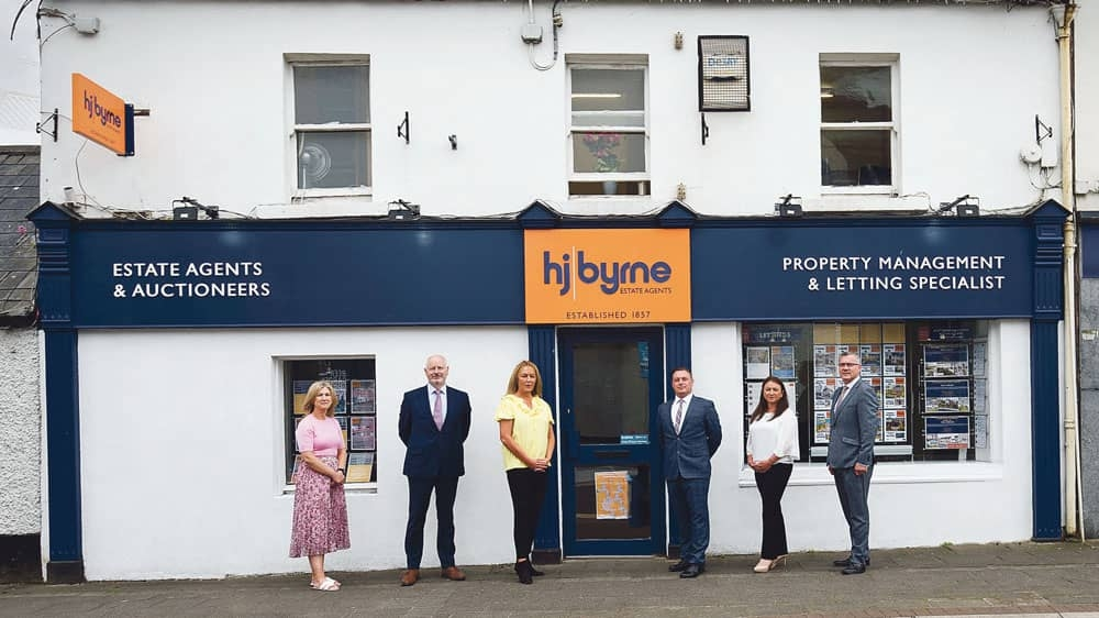 O'Dwyer English Auctioneers  merge with HJ Byrne agents