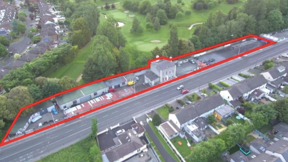 €1m guide price for  Ely House and site