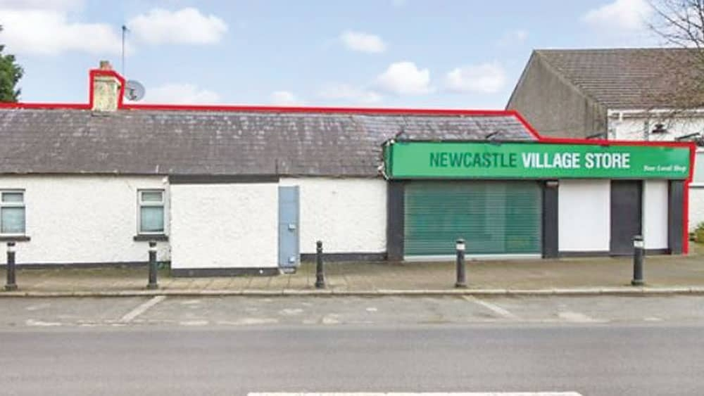 Former Village Store and adjoining dwelling set for auction seeks price of €275,000
