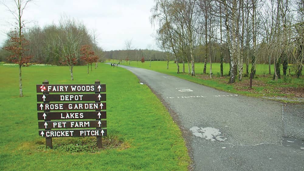 Residents' feel intimidated with drug dealing in Corkagh Park