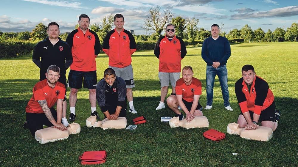 Christian Eriksen incident inspires club to raise €3,000 for defibrillators