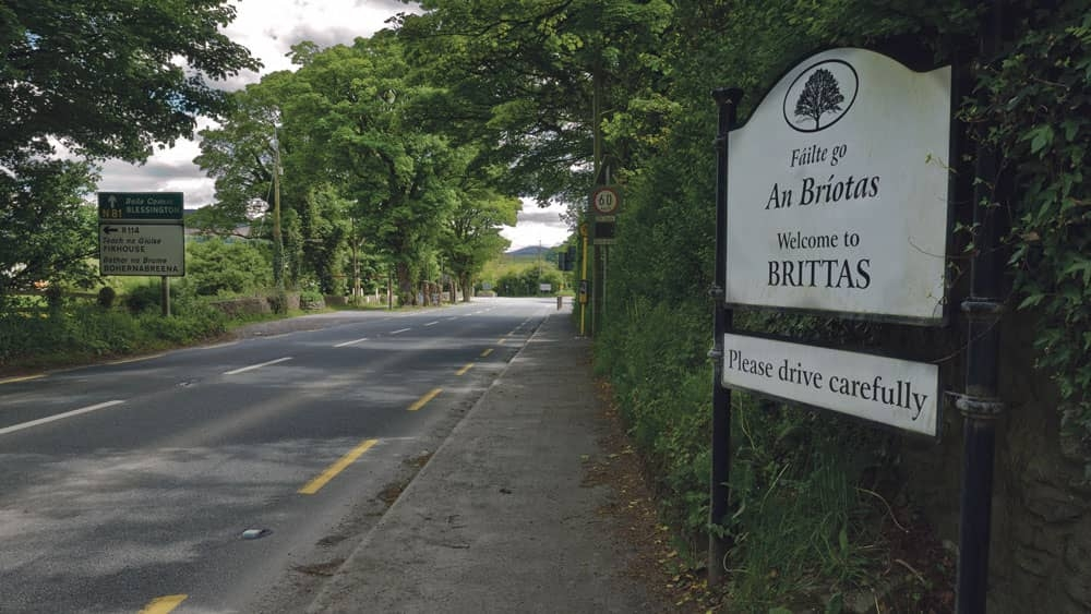 Major tourism development plans proposed for Brittas