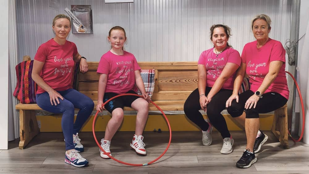 'Girls who Run' helps build  strong, resilient young ladies