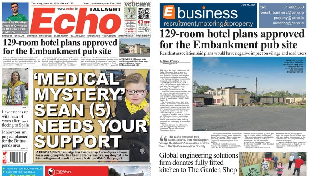 This week's front pages – 10th of June 2021