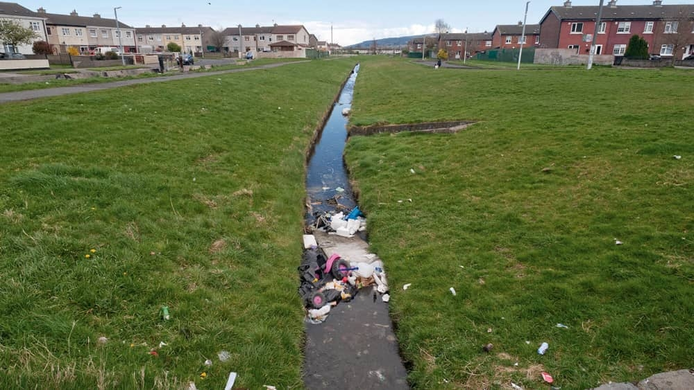 Works costing €680,000 planned for troubled Whitestown Stream