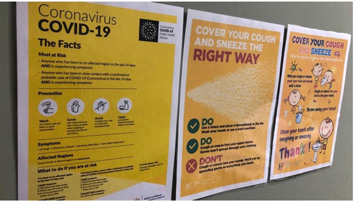 Coronavirus: 348 new cases confirmed