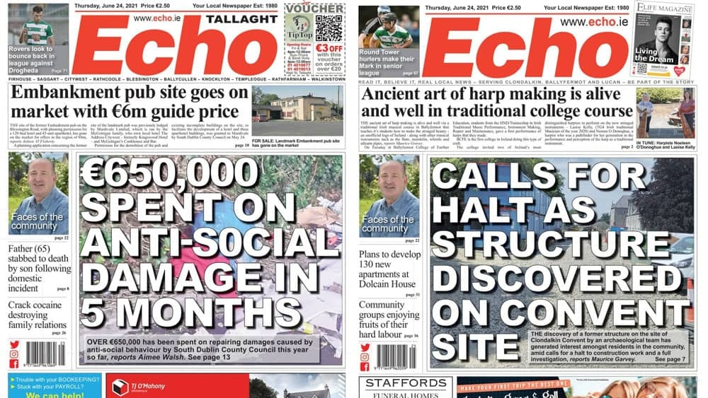 This week's front pages – 24th of June 2021