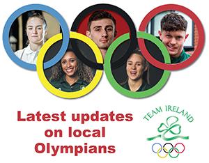 Local Olympians