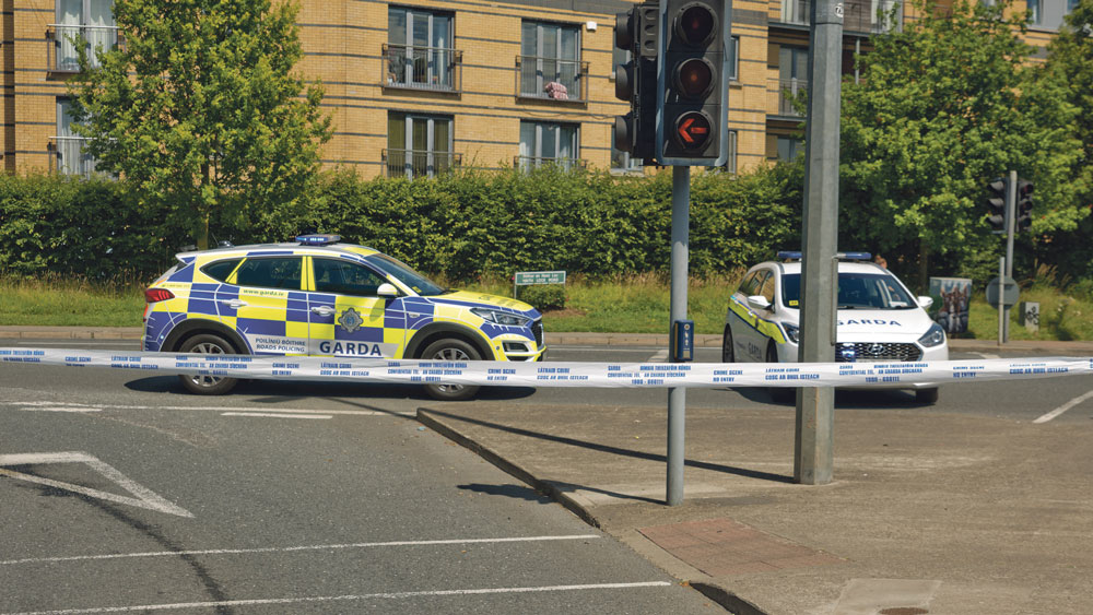 'Huge safety concern' at Ninth Lock Road as Gardai attend serious road traffic collision