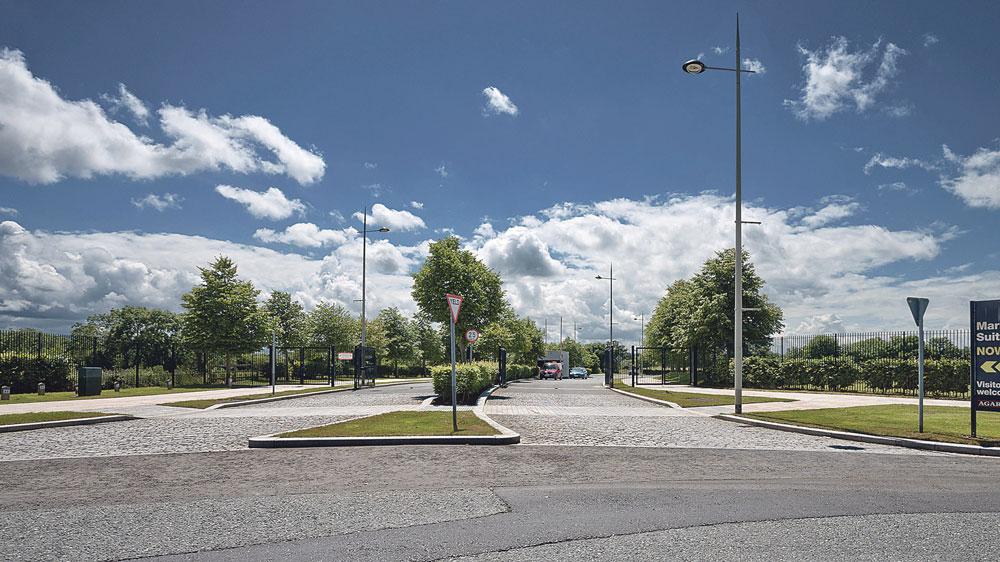 Equinix lodge plans for a data centre at Profile Park
