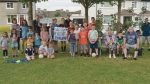 'Hundreds of children will pay the price with no green space'