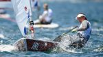 Murphy excels to keep Olympic dream alive