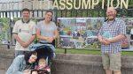 Residents colourful gardens praised at full bloom awards