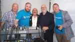Mini Live Aid proves a big hit