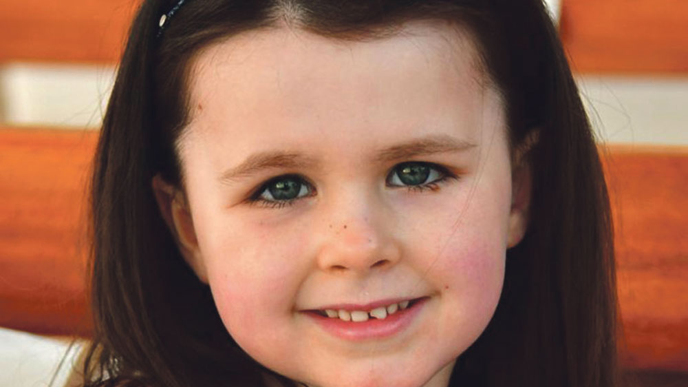 Football Club raise €2,000 in memory of young Polly
