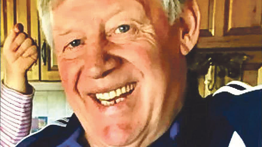 Passionate GAA clubman Hughie built many houses in the community