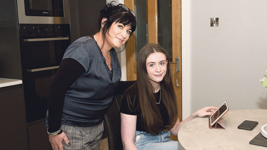 Parents 'so proud' after Jessica receives 625 points in Leaving Cert