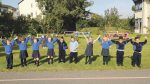 Holy Rosary– it's five sets of twins in junior infants!