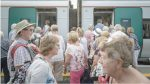 Show puts active-age free travel group centre stage