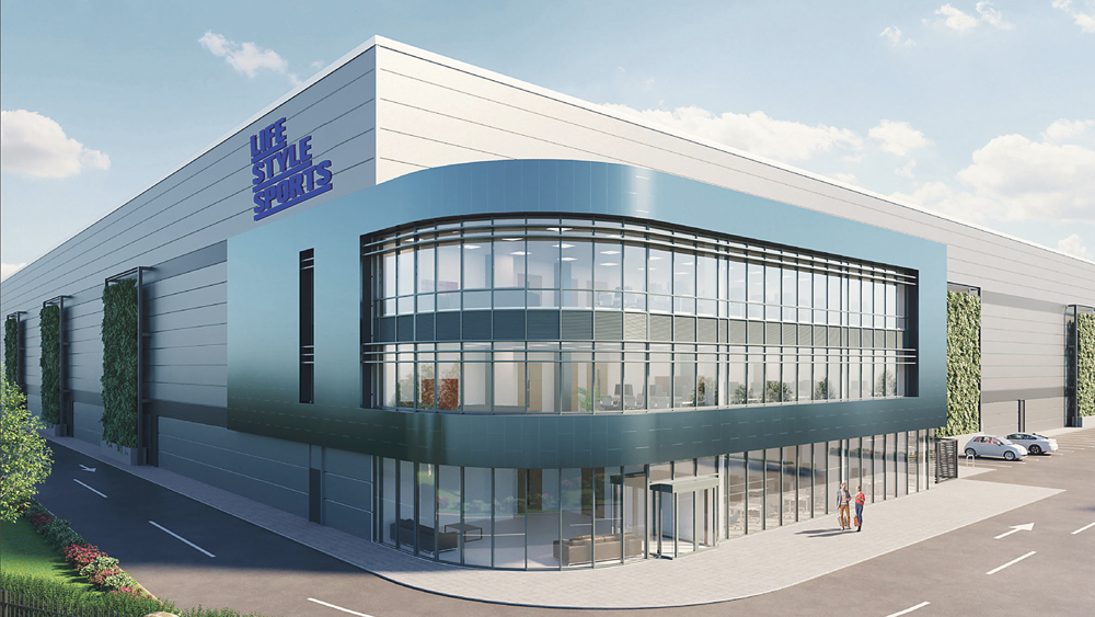 Life Style Sports expands its centre for distribution in Aerodrome Park