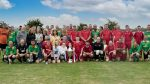 Charity match celebrates the memory of Greenhills AFC former player and coach